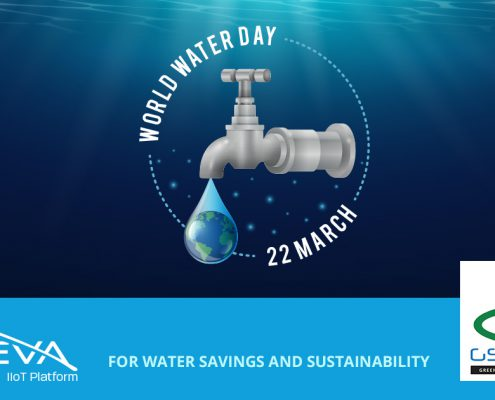 Rilheva at GST4Water 2018 - WORLD WATER DAY