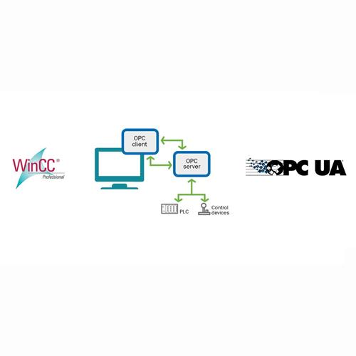 Siemens - WinCC OPC-UA Server